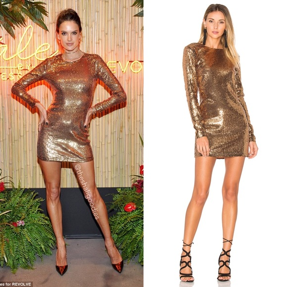 Ale by Alessandra Dresses & Skirts - ALE BY ALESSANDRA x REVOLVE Julinha Sequin Dress